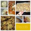 Biscotti - Bisküvinin italyancası                                         37 kalori 100 dilim