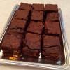 Benekli brownie                      (226 kalori)