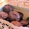 Çikolatalı ısırıklar / Günaha davet               27 adet, 93 kal