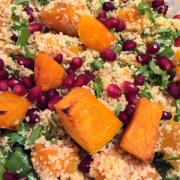 Balkabaklı salata