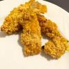 Hardallı ballı parmak tavuklar                                 521 kalori
