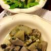Enginarlı tavuk                                             Tencere yemeği 125 kalori