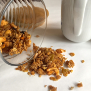 Granola                                                        50gr'ı 250 kalori