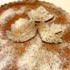 Akçaağaç şuruplu tart                                110 + 210 kalori / 10 dilim