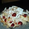 Çilekli perişan pasta