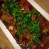 Patlıcan'ın 1001'inci yemeği                                         10 porsiyon 158 kalori