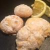 Limonlu çatlak kurabiye                                                   59 kalori