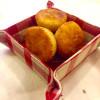 Limonlu ve kakuleli muffin                              21 adet, 97 kalori