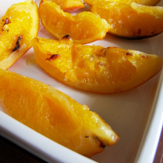 Fırında portakal tatlısı