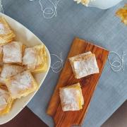 Puatza, Sütlü Börek